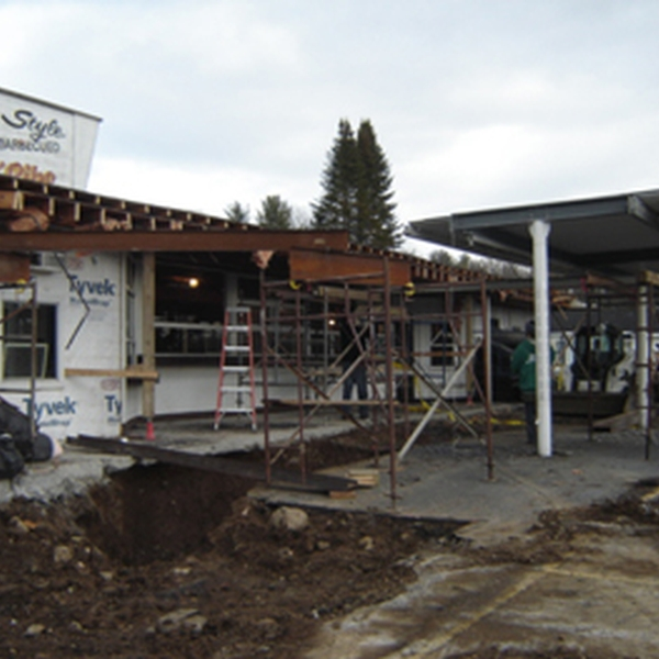 2012 Restaurant Renovation